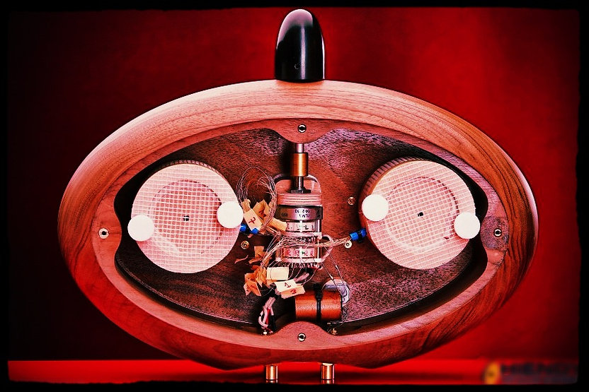 Audio Consulting Meteor AVC - Interior View