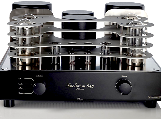 Mastersound Evolution 845 Integrated Tube Amp