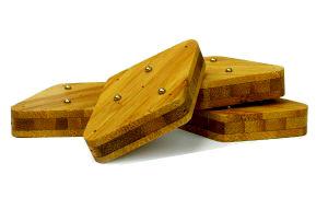 Tri Art Audio Bamboo Diamonds