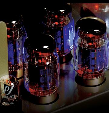 QUAD Amplifier Tubes Image
