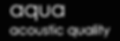 Aqua Acoustic Quality Logo