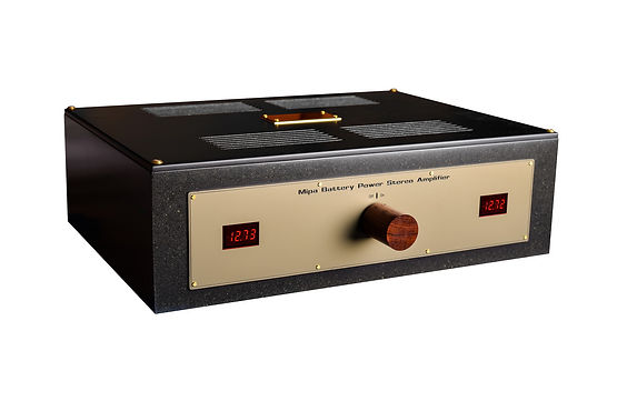 Audio Consulting Silver Rock Reference MIPA Amplifier