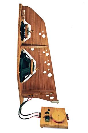 Tri Art 4-Open Loudspeaker 2
