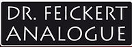Dr Feickert Analogue Logo