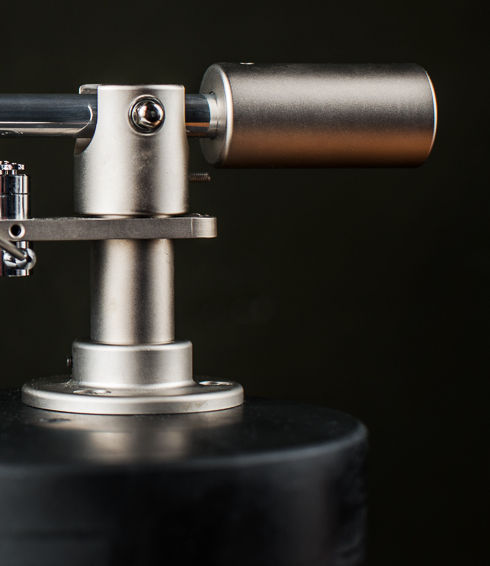 Schick Tonearm - Close Up