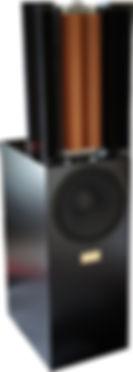 Audio Consulting Rubanoide Loudspeaker