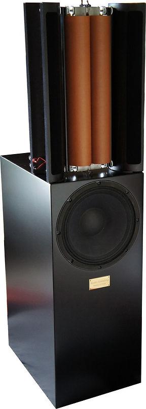 Audio Consulting Rubanoide 2-Way Loudspeaker