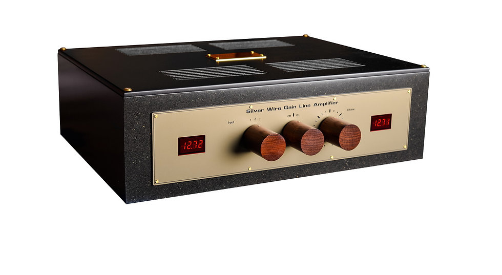 Audio Consulting SWGLA Preamplifier