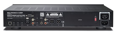 Atelier 13 Audio AMC Weltronics 24192i PRE DAC - FrontAtelier 13 Audio AMC Weltronics 24192i PRE DAC - Rear