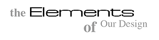 The Elements of Design Logo
