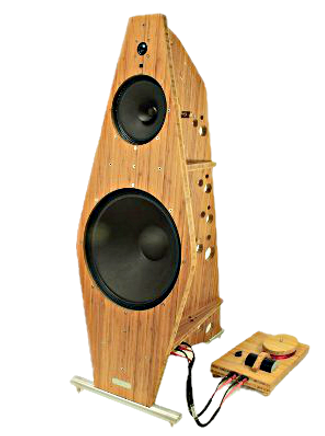 Tri Art 4-Open Loudspeaker 1