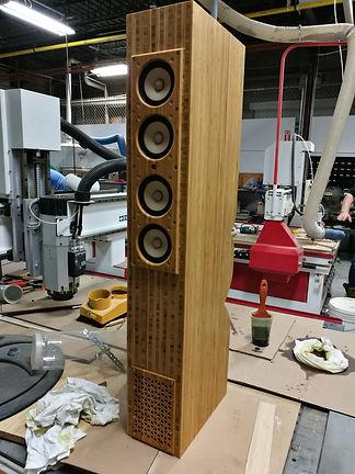 Trai Art Audio B-Series Floorstander Loudspeaker