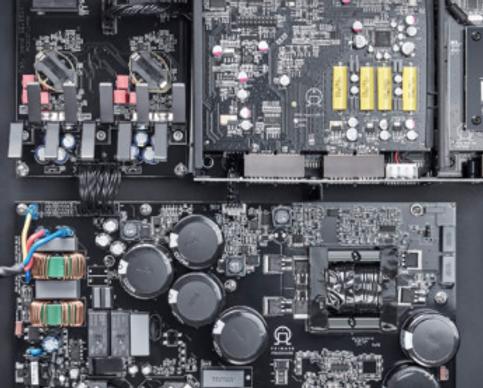 Primare i35 Prisma PCB Detail