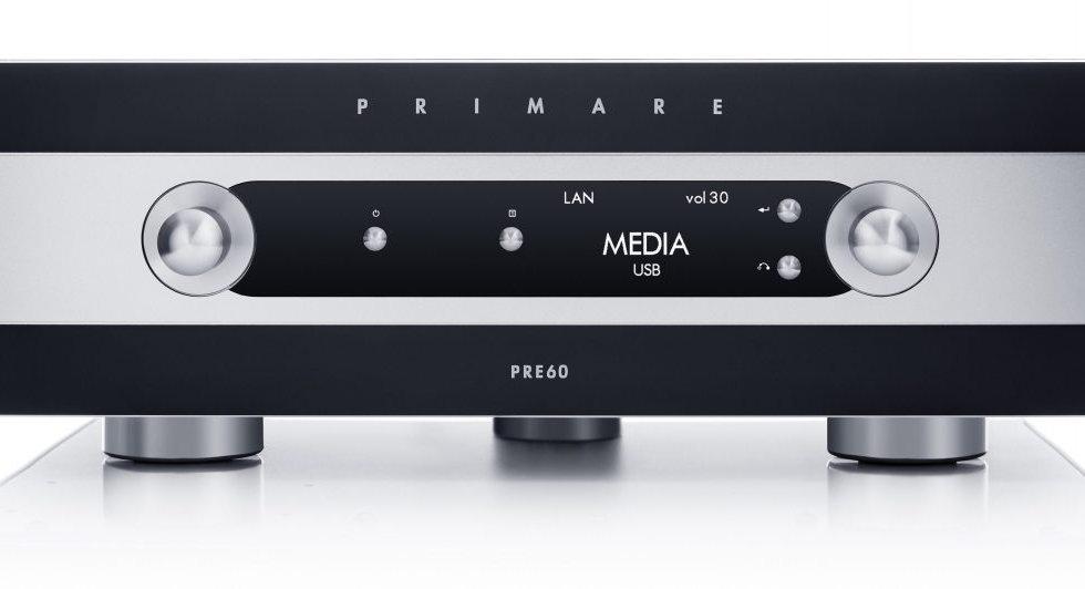 Primare PRE60 Preamplifier / DAC