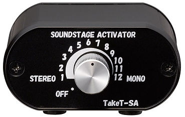 Taket Soudstage Activator - Front View