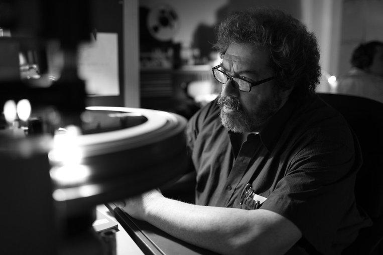 Peter Ledermann of Soundsmith at work