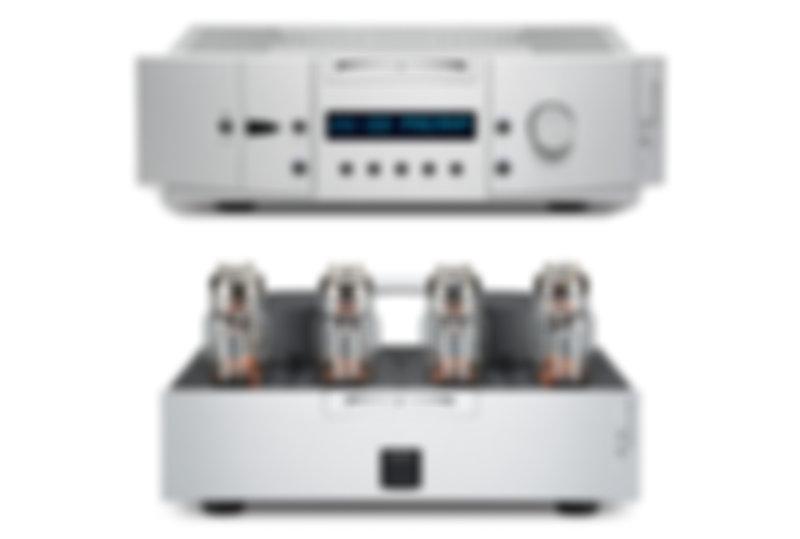Balanced Audio VK-33 Preamplifier + VK56 Power Amplifier Stack