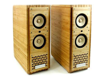Tri Art Audio super Mini Mnitor Loudspeaker