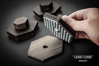 LessLoss Bindbreaker - detail