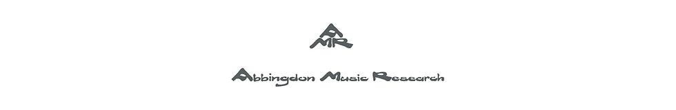 AMR Abbigdon Banner Logo