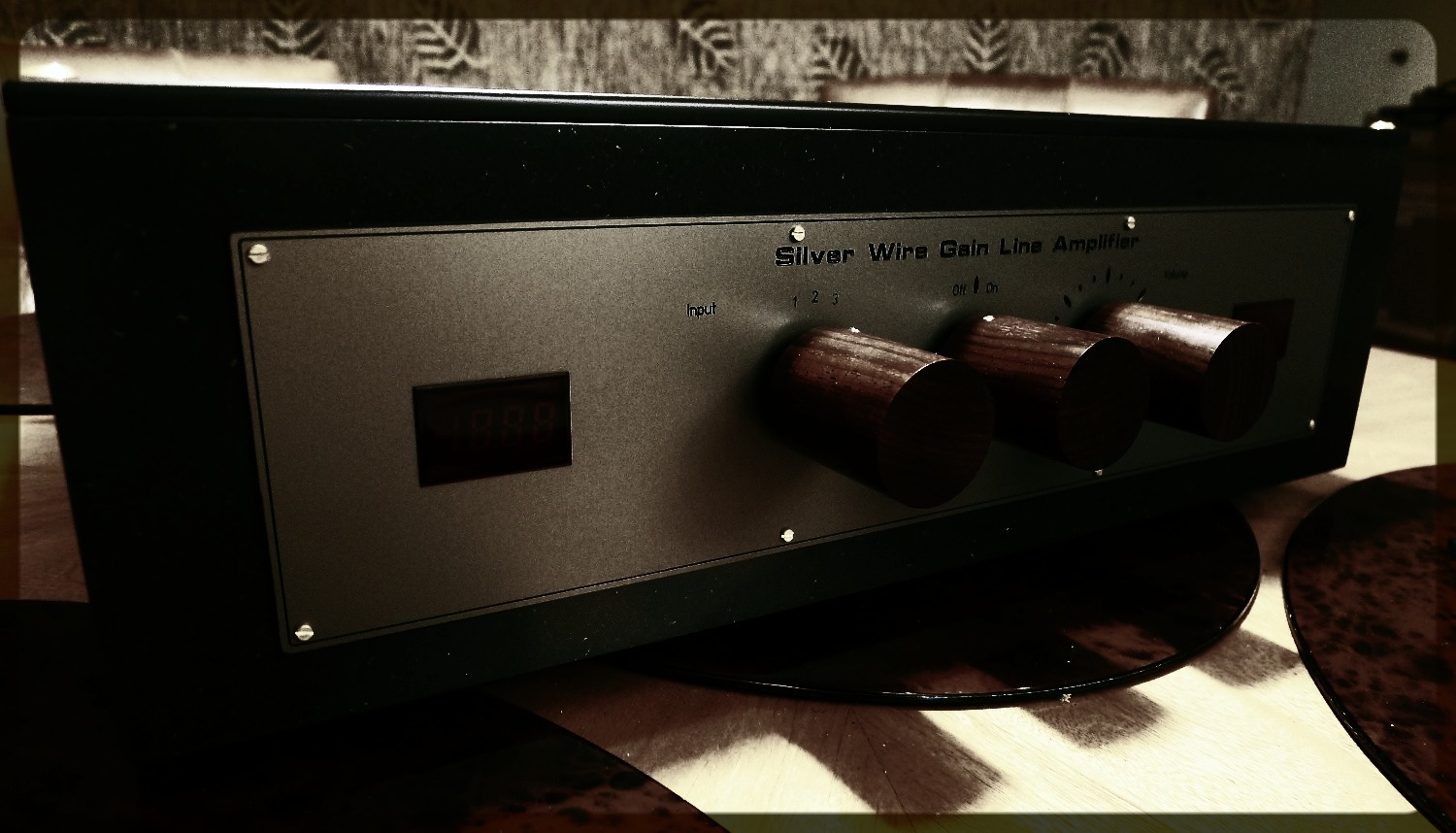 """Darker Side of the Preamplifier"""