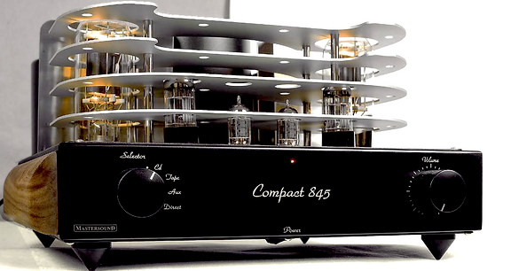 Mastersound Compact 845 Integrated Tube Amp