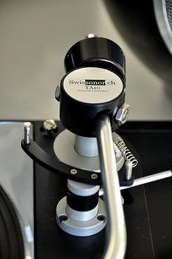 Swissonor Thorens TA10 Reference Tonearm Upgrade