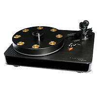 Feickert Woodpecker Deluxe Turntable