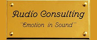 AUDIO CONSULTING LOGO