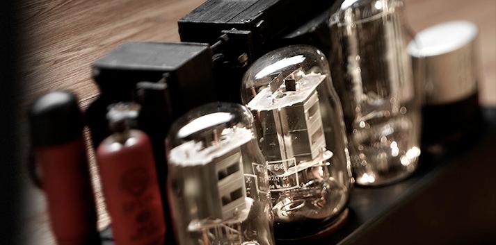 QUAD Vintage Amplifier Image