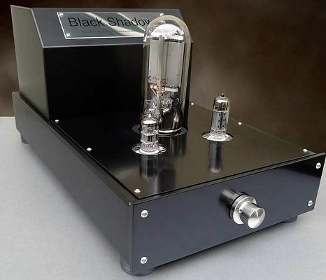 Audion Black Shadow 2 MKII 845 Monoblock Amplifier