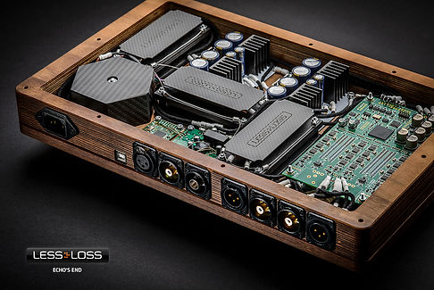 LessLoss Echo's End Reference R2R DAC