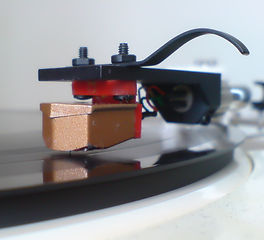 London Decca Super Gold Cartridge