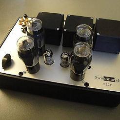 Swissonor VSOP 6V6 integrated Tube Ampli