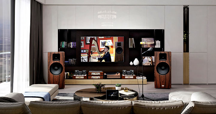 Thivan-Labs- audio-system-with-811SE-Monoblocks -and-X10 preamplifier_auto_x2_toned_light_