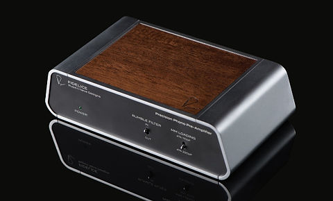 Fidelice Precision Phono Stage Gallery
