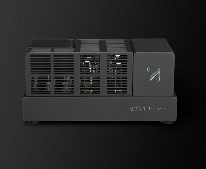 QUAD QII Eighty amplifier