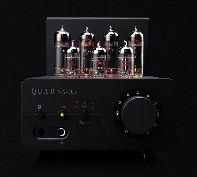 QUAD VA-1 Integarsted Amplifier