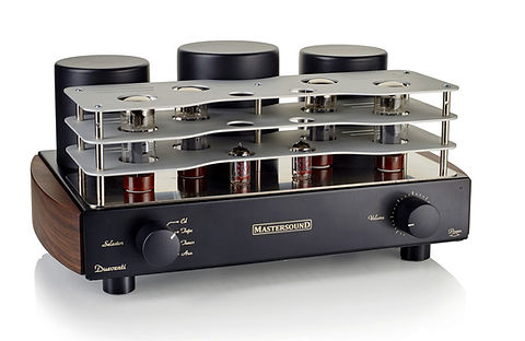 Mastersound Dueventi Integrated Tube Amp