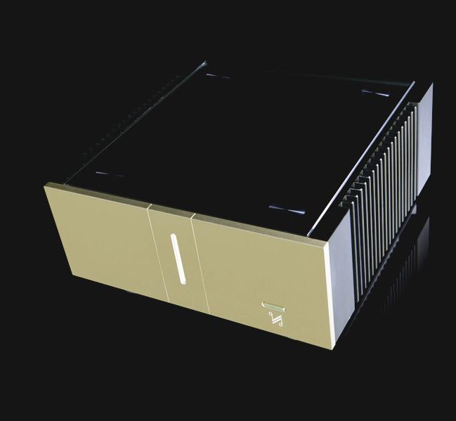 QUAD ARTERA STEREO Power Amplifier