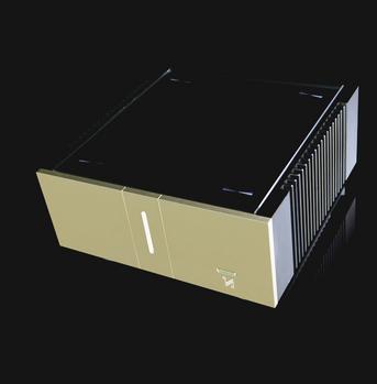 QUAD ARTERA STEREO Amplifier