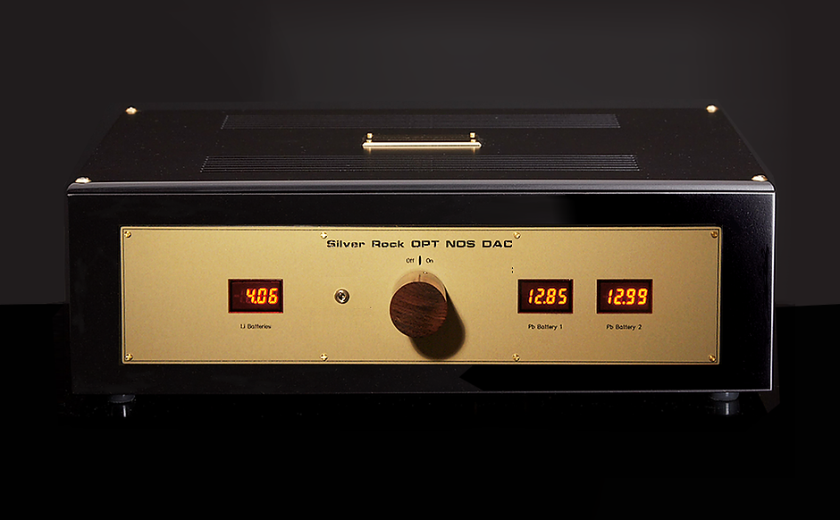 Audio Consulting Silver Rock Reference OPT NOS DAC
