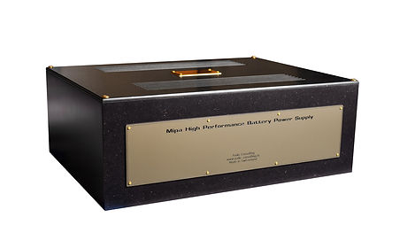 MIPA Reference Amplifier Battery Power Supply