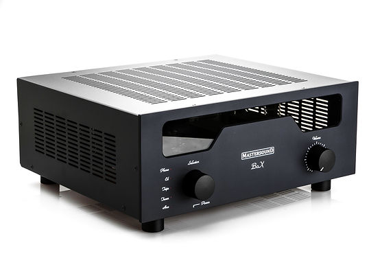 Mastersound BoX-R Integrated Tube Amp