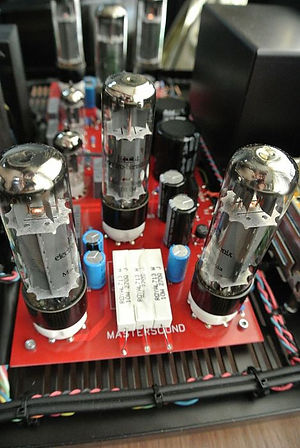 Mastersound Box Integrated - Tubes