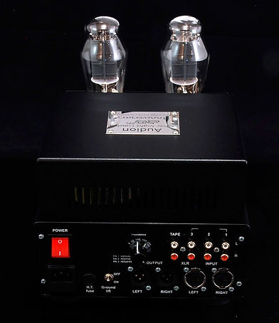 Audion Silver Night 300 Headphone Amplifier