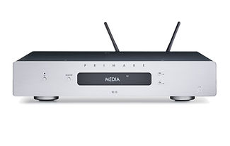 Primare SC15 Preamplifier : Media Player
