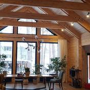 цвет: Fichte - стены, Margerite - потолок