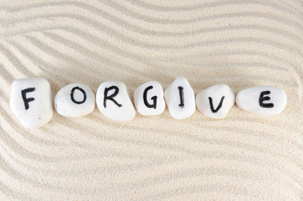 You've Been Forgiven, Forgive Yourself