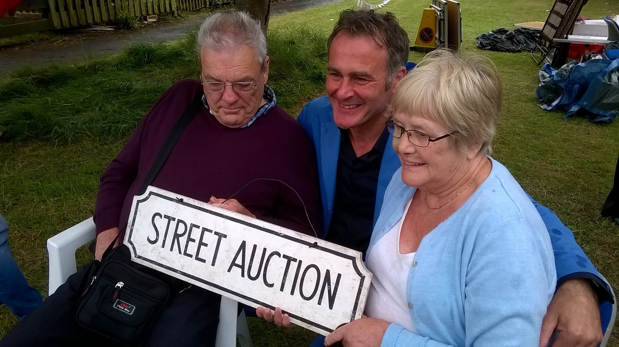 BBC STREET AUCTION